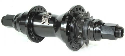 Animal Javelin Rear Cassette Hub LHD Black